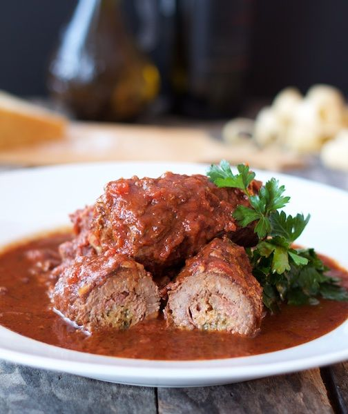 Beef Braciole | Foodie | Pinterest