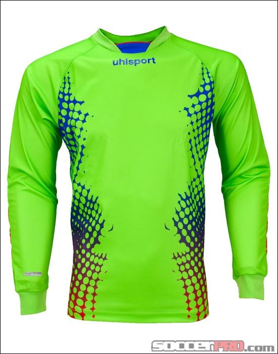 Uhlsport Anatomic Endurance Goalkeeper Jersey - Green...$44.99