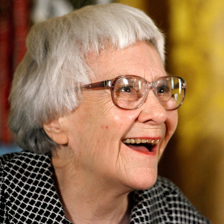 """Harper Lee 'Happy As Hell' About Watchman -- Vulture.  I CANNOT WAIT FOR """"Go Set a Watchman""""."""