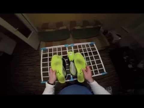 Как стирать спортивную обувь от Nike, чтобы сохранить кроссовки новыми надолго