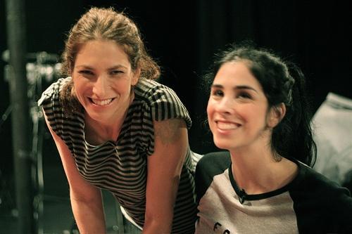 Silverman has three sisters: Susan Silverman, a feminist ...