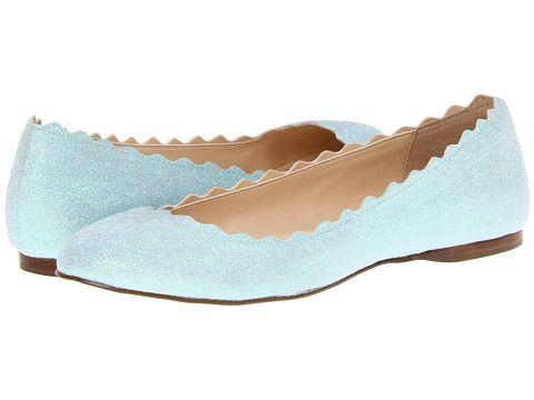 Betsey Johnson Dance Blue Fabric/Glitter - Zappos.com Free Shipping BOTH Ways