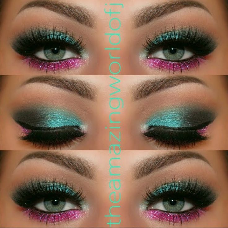 25+ best ideas about Turquoise eyeshadow on Pinterest | Aqua ...