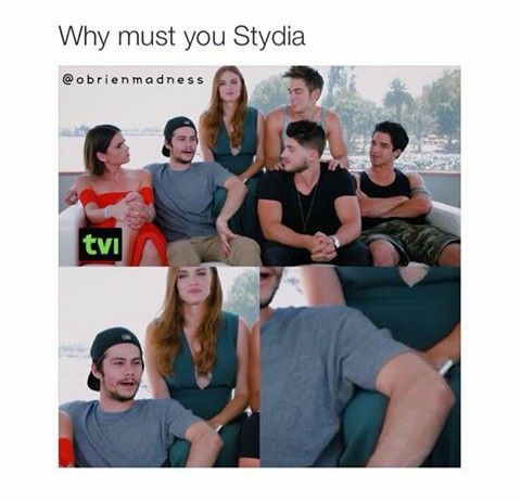 Stydia is the best!