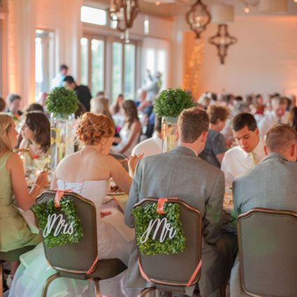 A Wedding Reception In The Weaver Room At Proximity Hotel Greensboro NC Photo By Liz Grogan