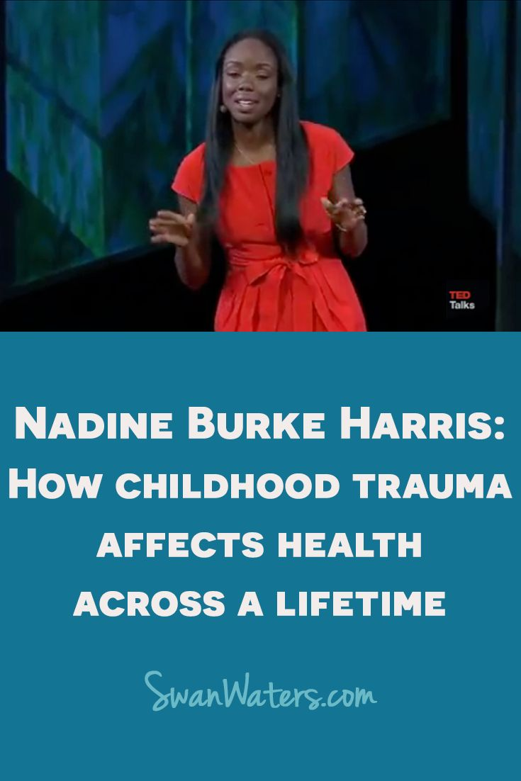 The ACE Study (adverse childhood experiences study) highlights the many and far reaching effects of abuse on our health. This is why we need to talk about abuse, and help survivors overcome the odds!