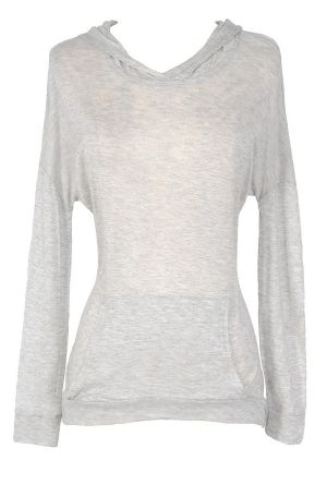 I Love Hoodies Like This... Perfect Thin Hoodie For A Cool Summer Evening