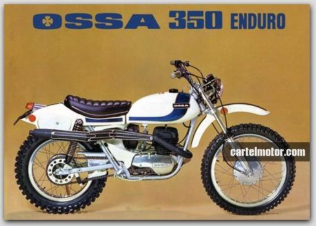 Ossa 350 Enduro