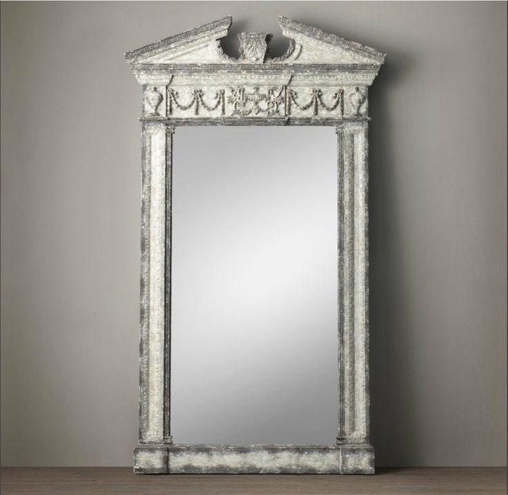 Las 25 mejores ideas sobre espejo envejecido en pinterest for Muebles orientales madrid