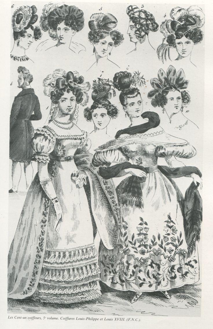 Coiffure femmes renaissance