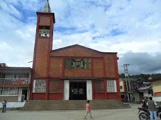 Iglesia católica de Villarrica Tolima