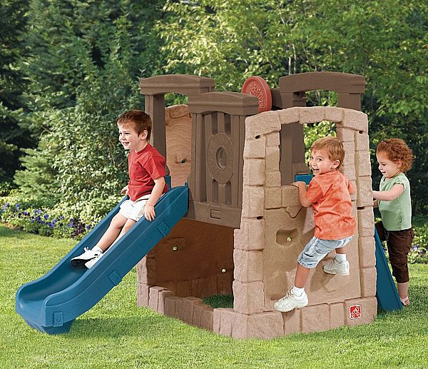Small Jungle gym for ages 1-3 years. For hire and for sale & BiemBie  Woodland Climber