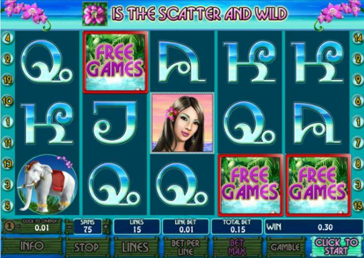 Бесплатный игровой автомат paradise beach Сальск