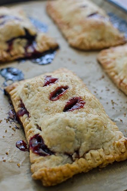 Cherry Hand Pies | Desserts | Pinterest | Cherry Hand Pies, Hand pies ...
