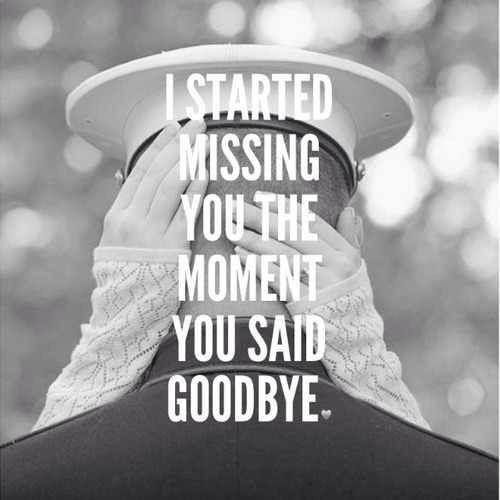 Sad I Miss You Quotes For Friends: 17 Best Images About Marine Relationship Quotes On Pinterest