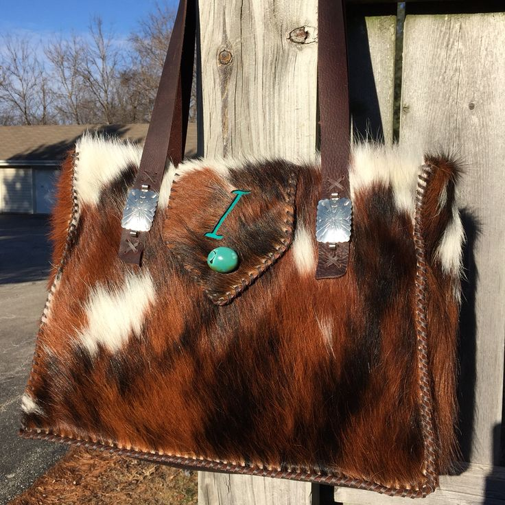 The Buckaroo Diaper Tote. Custom purses and totes from gowestdesigns.us