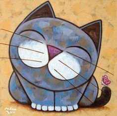 Noi cat illustratie Art ~**