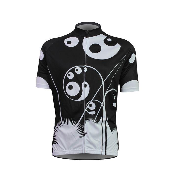 New Dandelion Cycling shirt bike equipment Mens Cycling Jersey Cycling Clothing Bike Shirt Size 2XS TO 5XL ILPALADIN #Affiliate