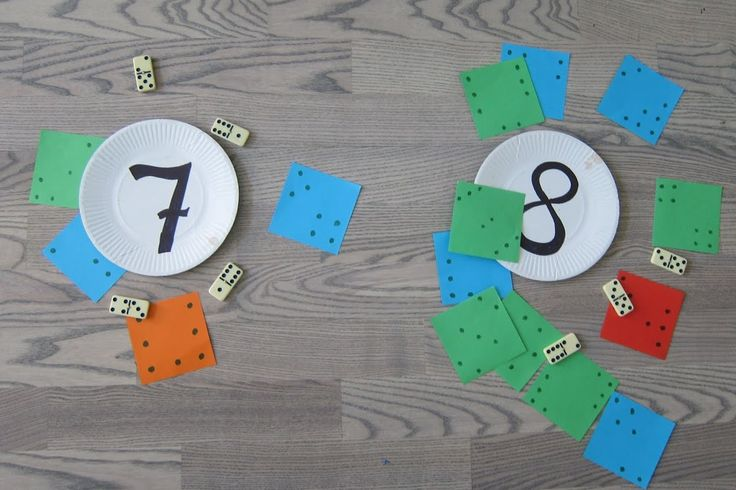 Занятия с дошкольниками: математика и саморегуляция: janemouse