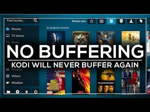 WITH THIS ADDON KODI WILL NEVER BUFFER AGAIN! - YouTube