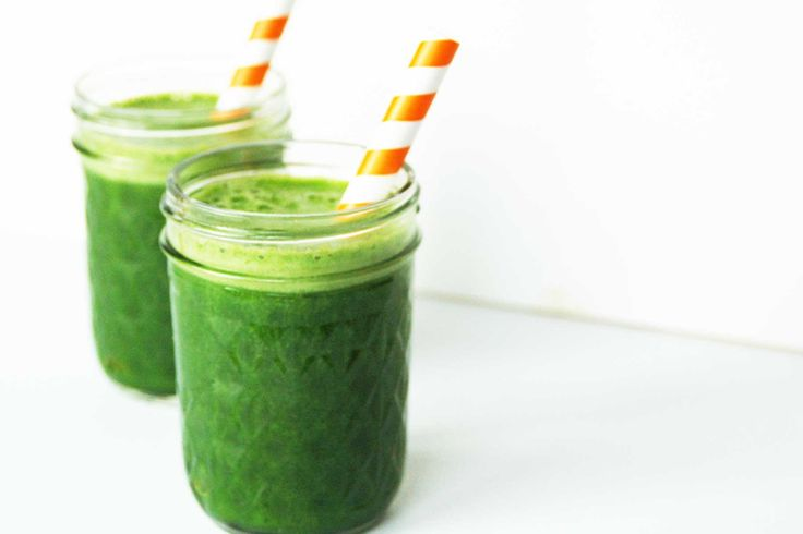 the green machine #green_juice #recipe