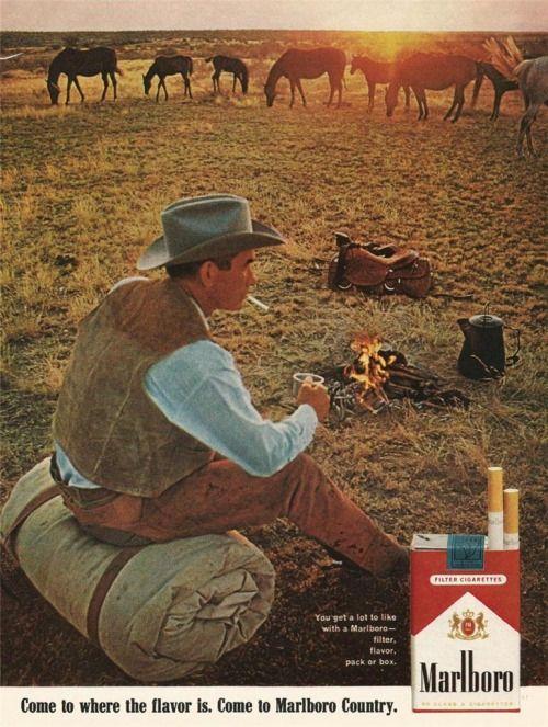 Marlboro Man 1960