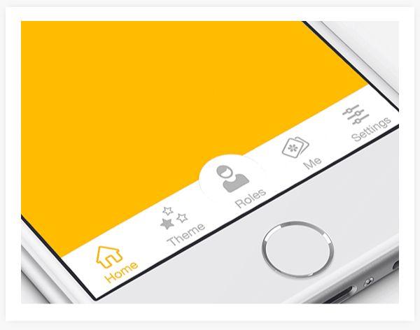 Mobile Interaction Design on App Design Served