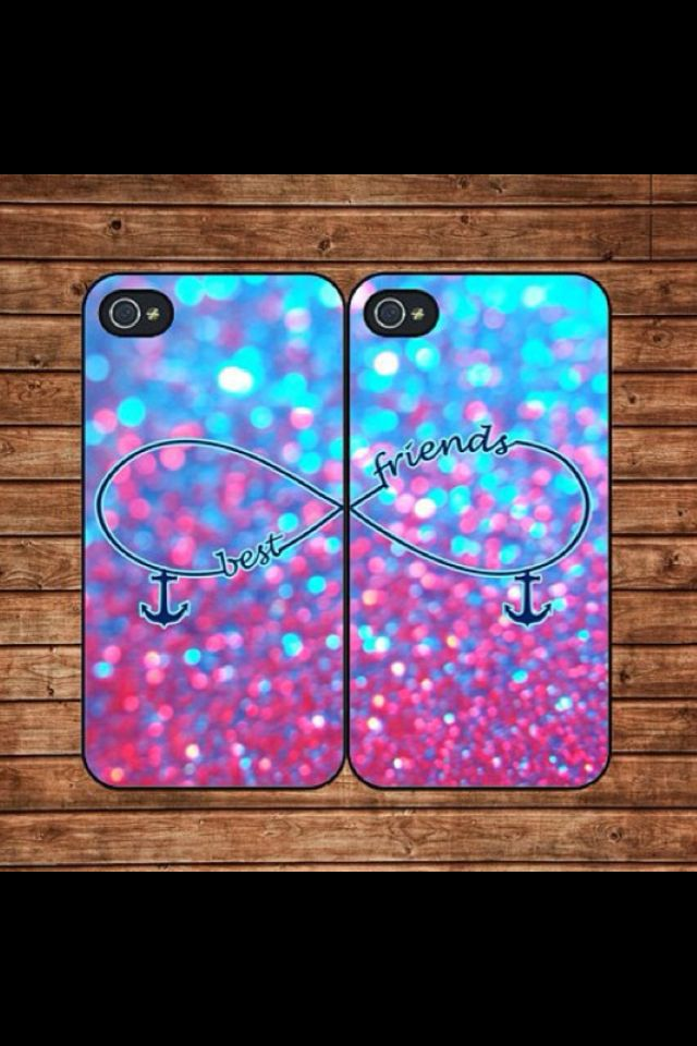 Cute BFF iPhone 5 cases
