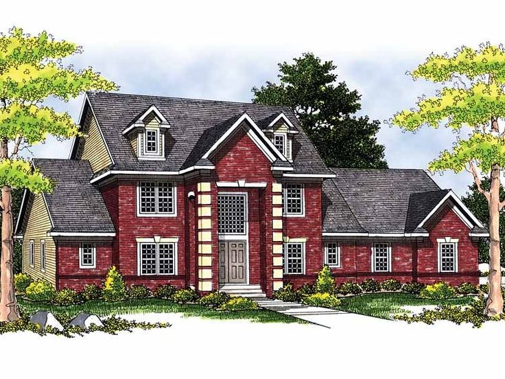 184 Best Images About 300 000 Dream House Plans On