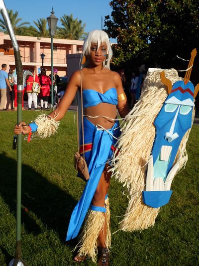 Kida Cosplay- WANT TO DO THIS.