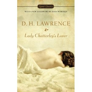 Lady Chatterley's Lover - D H Lawrence