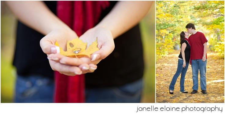 #fall #engagement #photography #michigan