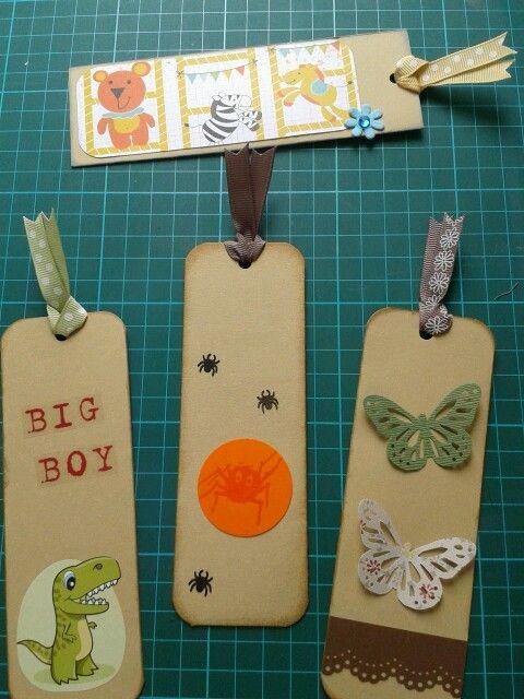 Bookmarks.