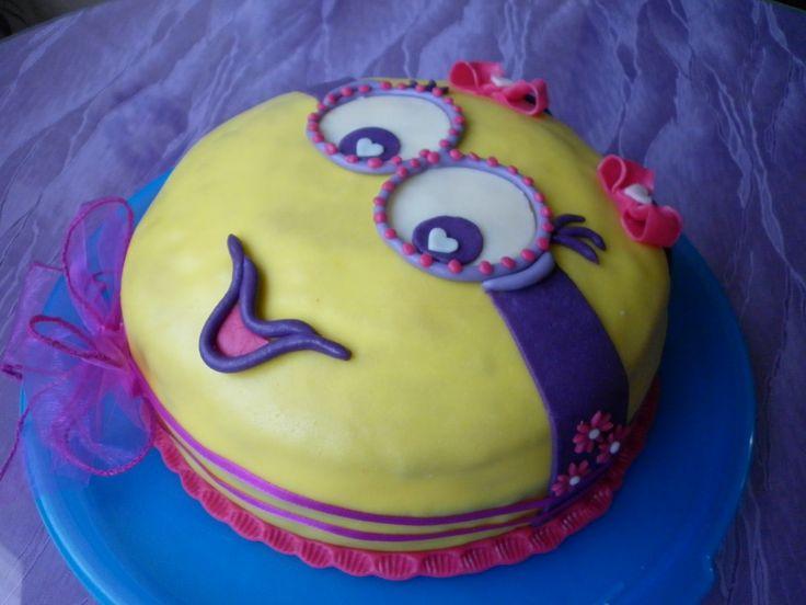 mimoňka cake