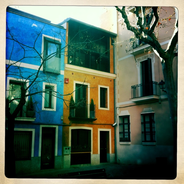 Plaça Sant Vicenç, Sarriá. JRom 2012