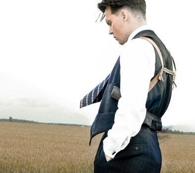 Love this look! Johnny Depp - Public Enemies