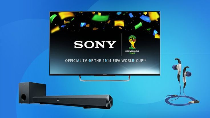 Get £100 off and a free Sony soundbar with every 50-inch Sony Bravia W8 TV | Watch the World Cup in style with a 50-inch 3D Smart TV, save £100 and get a free soundbar! Buying advice from the leading technology site