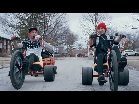 twenty one pilots: Stressed Out [OFFICIAL VIDEO] - YouTube...excuse me while I sit in a puddle of my own tears.