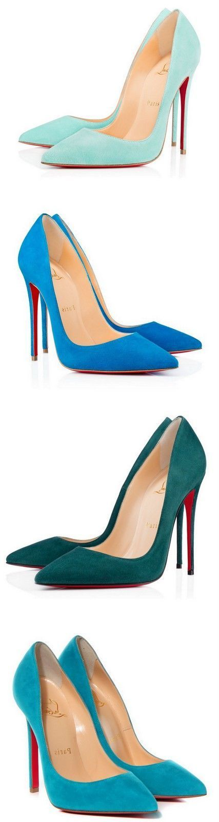 Christian Louboutin High Heels Collection More Luxury Details
