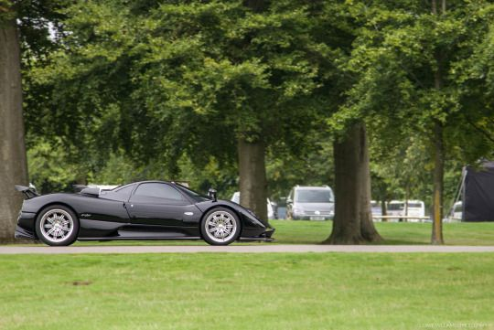 SSsupersports  /  Zonda F by Dave Williams