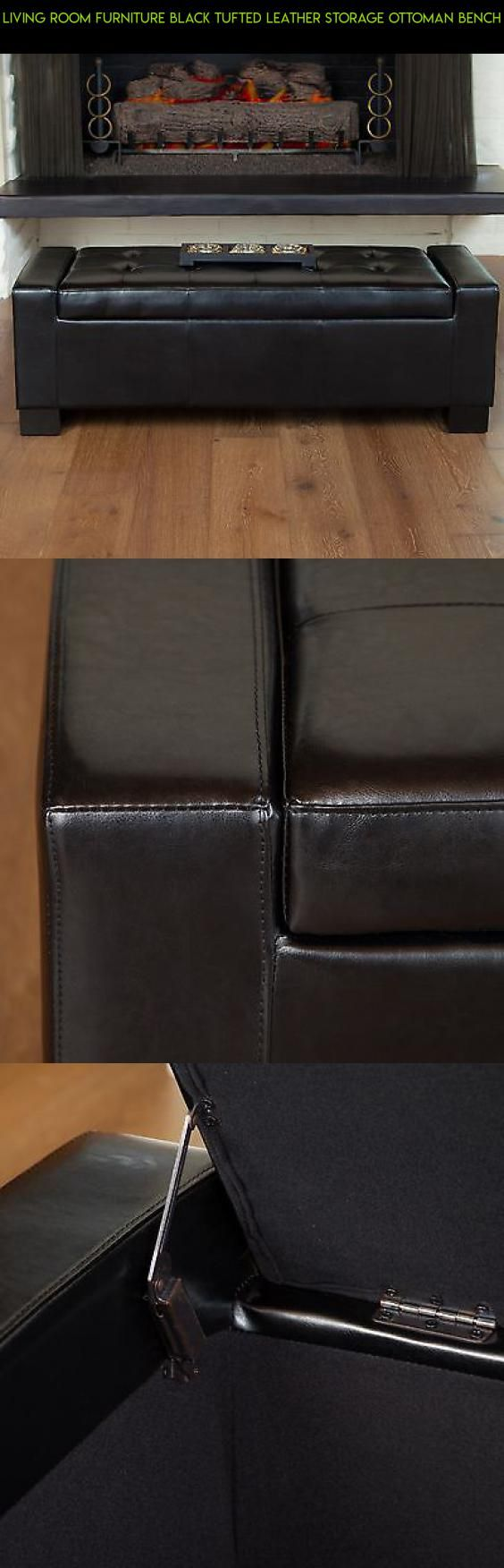 25 Best Ideas about Leather Storage Bench on PinterestThrow