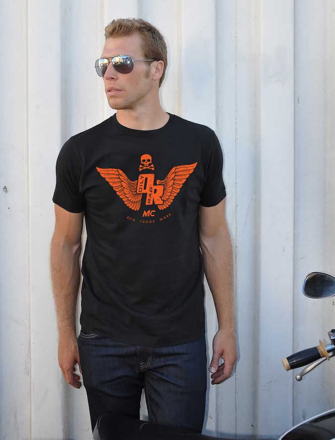 Oily Rag Motorcycle t shirt