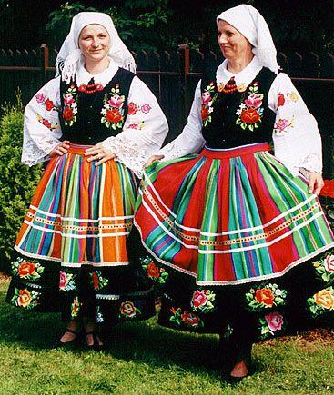 region owicki polish folk historic costumes pinterest. Black Bedroom Furniture Sets. Home Design Ideas