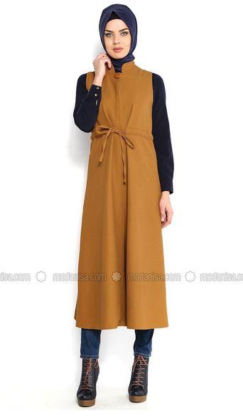 Tunique - Tunik - Turkish Fashion - Yelek