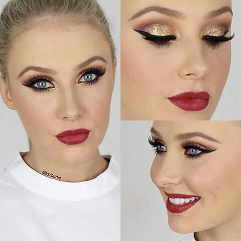 Lauren curtis : One of my all time favs!!! One of the best makeup YouTubers