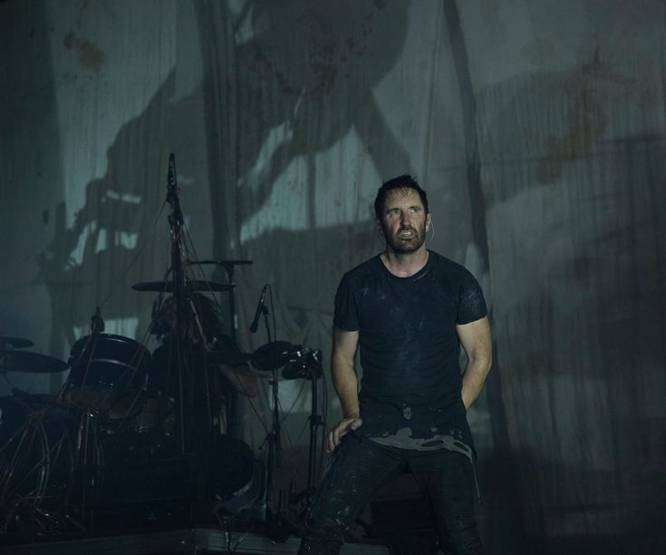 Nine Inch Nails / Trent Reznor at The Joint Hard Rock Hotel, Las ...