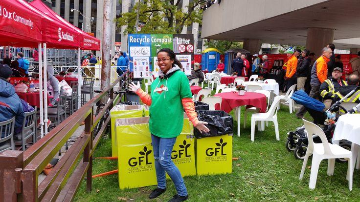 Scotiabank Toronto Waterfront Marathon Aims to Keep Green! - Canada Running Series