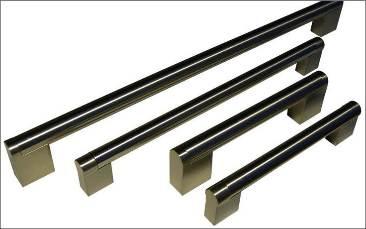 ÚCHYTKY , MADLA, KNOPKY   úchytka ALENA I 12 / 320 mm nerez ocel   Nábytkové kování, prodej potřeb pro výrobu nábytku