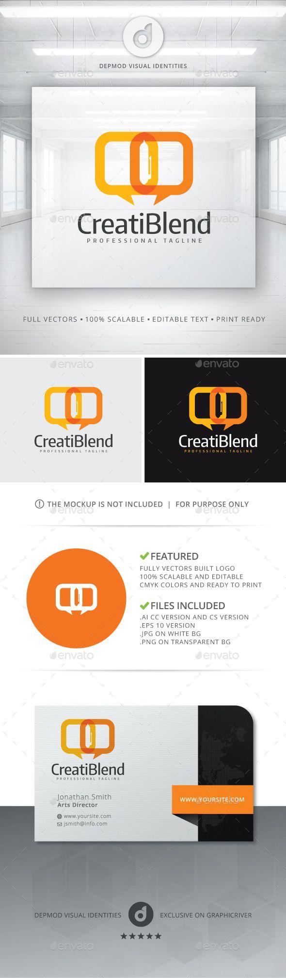 CreatiBlend Logo