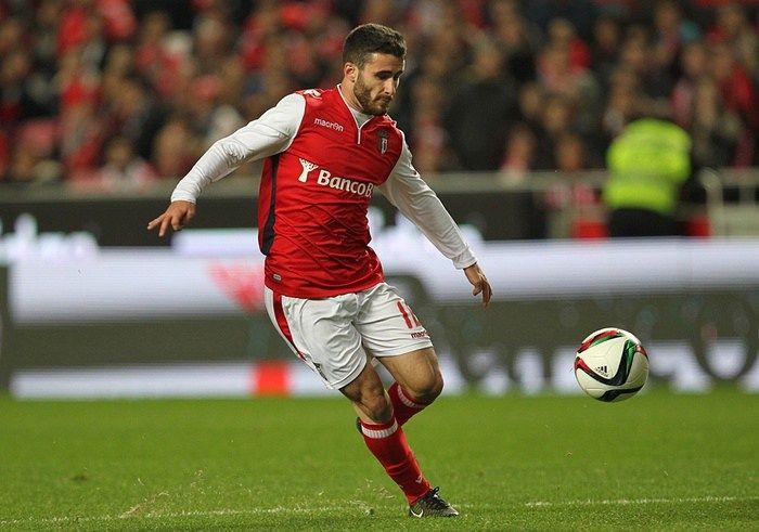 MANCHESTER UNITED to move for  S.C. Braga's Rafa Silva